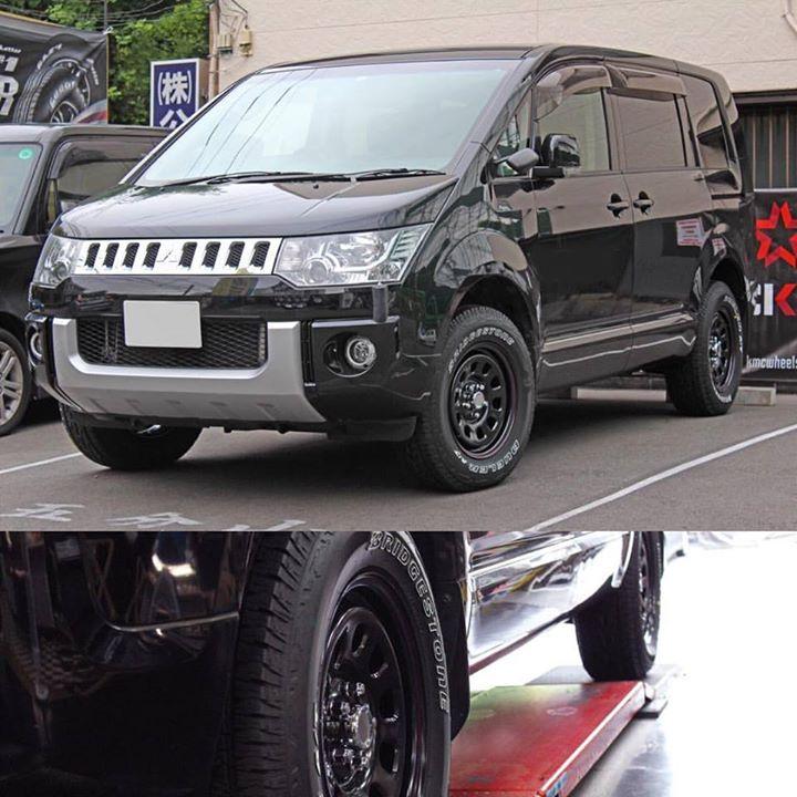 Delica D5 Four Wheel: MLJ/Asanti(アサンティ),KMC,Wrest(ヴァレスト