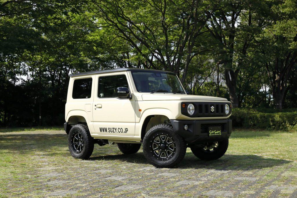 Suzuki Jimny(JB64) 2inch up